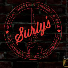 Photo of restaurant: Surly's