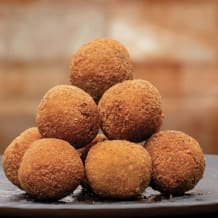 Photo of menu item: Arancini
