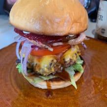 Photo of menu item: Aussie