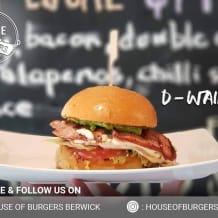 Photo of menu item: D-Wain