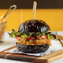 Photo of menu item: Prawn Noir