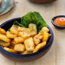 Photo of menu item: Halloumi bites