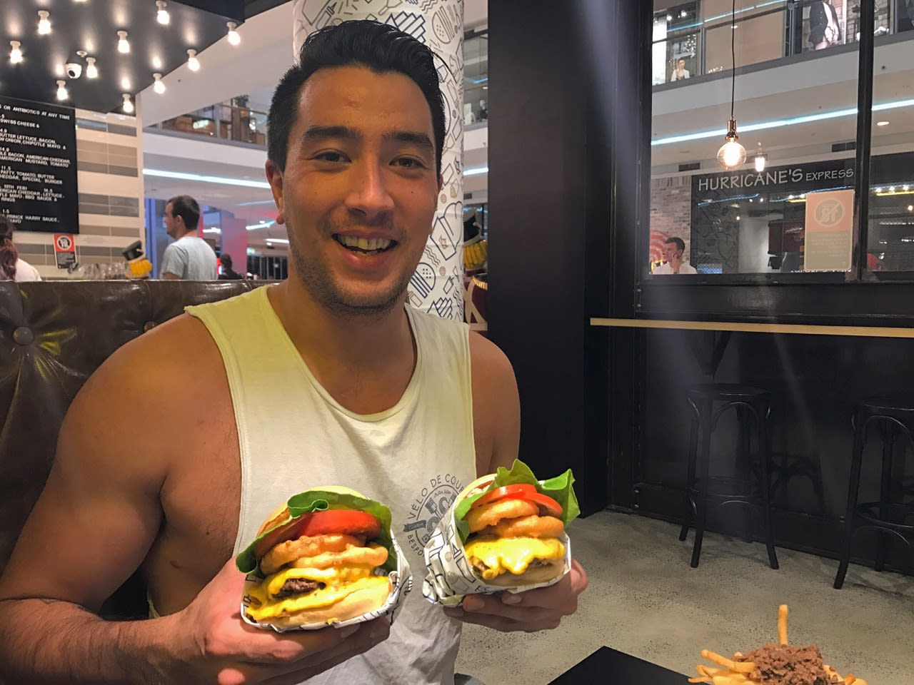 Photo of user: Joeyburgered