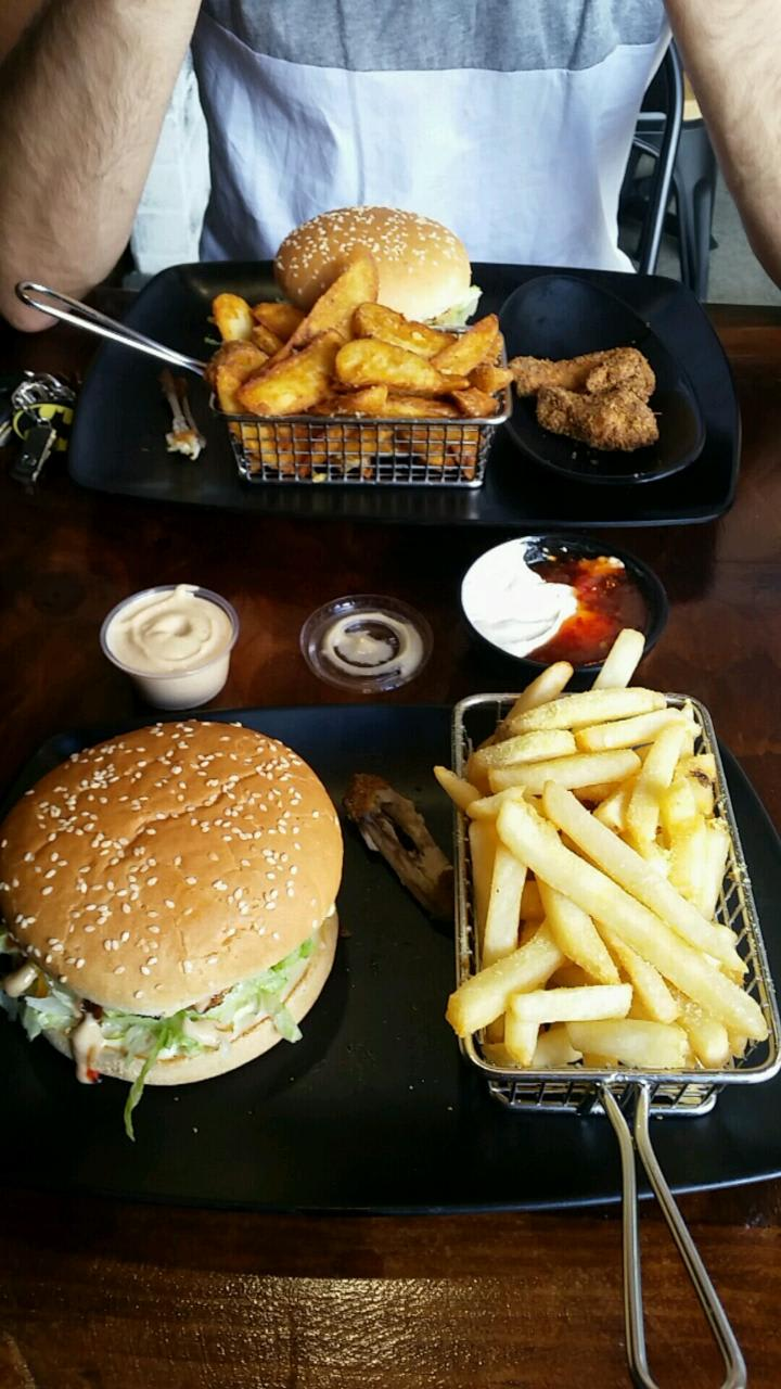 Photo of user: Doublefillet-chickenplease