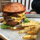 Photo of menu item: BJ House Burger
