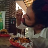 Photo of menu item: J Burger