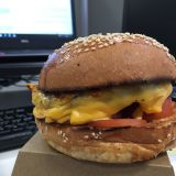 Photo of menu item: Mustard Bacon Me