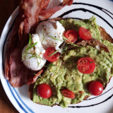 Photo of menu item: Smashed Avo
