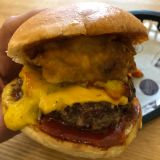 Photo of menu item: Cheeseburger