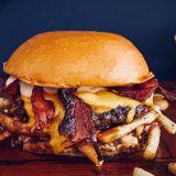 Photo of menu item: Blame Canada