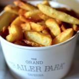 Photo of menu item: Beer Battered Chips (Large)