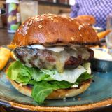 Photo of menu item: Grilled Rump Burger