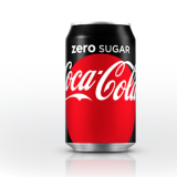 Photo of menu item: Coke No Sugar