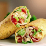Photo of menu item: Chicken Wrap