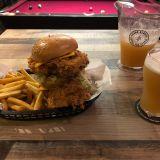 Photo of menu item: The Big Bird (with chips)