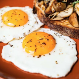 Photo of menu item: Eggs your way