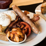 Photo of menu item: Big breakfast