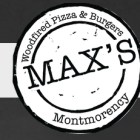 Photo of restaurant: Max's Woodfired Pizza & Burgers