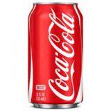Photo of menu item: Coke (can)
