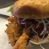 Photo of menu item: Soft Shell Crab Burger