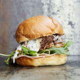 Photo of menu item: Braised pulled beef burger