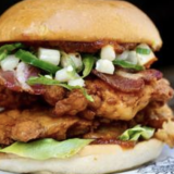 Photo of menu item: Jamaican Me Clucky