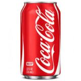 Photo of menu item: Coke (355ml)
