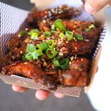 Photo of menu item: Honey Soy Sesame Ribs