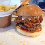 Photo of menu item: Crispy Fried Chicken Burger