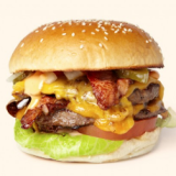 Photo of menu item: Mr Double
