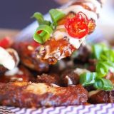 Photo of menu item: Spicy Southern Fried Ribs