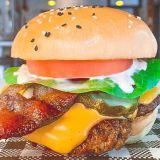 Photo of menu item: The Secret Burger