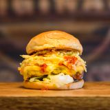 Photo of menu item: Veggie Burger
