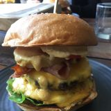 Photo of menu item: The Depot Burger