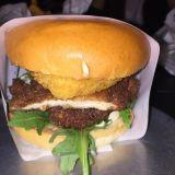 Photo of menu item: Mushroom Burger