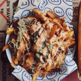 Photo of menu item: Reuben Chips