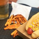 Photo of menu item: Sweet Potato Wedges
