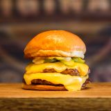 Photo of menu item: Double Cheese Burger