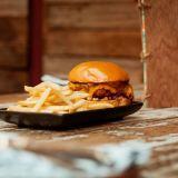 Photo of menu item: Alabama Slammer & Fries