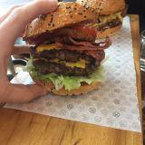 Photo of menu item: The Depot Burger