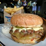 Photo of menu item: American Muscle Double