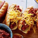 Photo of menu item: Chilli Dog