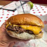 Photo of menu item: Cheeky Cheeseburger
