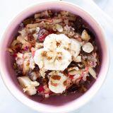 Photo of menu item: Healthy Bircher Muesli