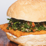 Photo of menu item: Lebanese Burger