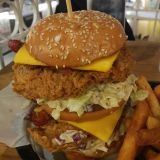 Photo of menu item: The Big Bird