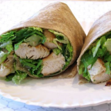 Photo of menu item: Mini Wrap