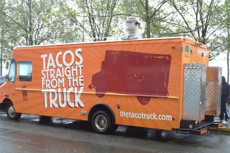 #9 The Taco Truck, New Jersey (Various locations)