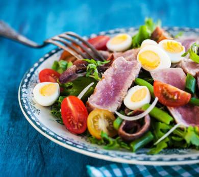 Salade Niҫoise