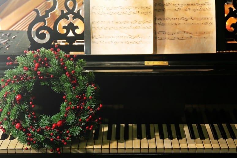 Christmas Music Is Playing 24/7